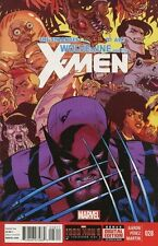 WOLVERINE AND THE X-MEN #28 NEAR MINT FIRST PRINT **BUY 2 GET 1 FREE