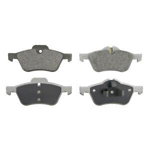 Disc Brake Pad Set-ThermoQuiet Disc Brake Pad Front MX939 fits 02-08 Mini Cooper