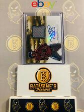 2013 Bowman Inception Bryce Brentz AR-BB Auto & Jersey NM/M MINT Baseball RC