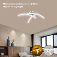 LED Deckenleuchte Flur Küchen Leuchten Deckenlampe Zimmer Lampe Design 18W