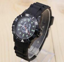 Star Wars Analog Display Quartz Watch with Stainless Steel Back - Darth Vader