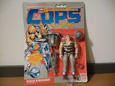 MOC Cops N Crooks Rock Krusher 1988