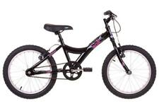 "Raleigh Sunbeam Stun 18"" Wheel Kids Boys Girls Y-Frame Bike Single Speed Black"