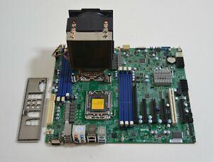 SUPERMICRO X9DAL-i Dual Socket B2 LGA 1356 for Xeon E5 E5 v2 USB 3.0 Motherboard