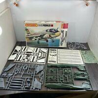 Vintage Matchbox Grumman EA-6B Prowler 1:72 Scale Model Kit PK-410