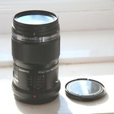 Olympus M.Zuiko 60mm F/2.8 ED Lens mint only used twice indoors.