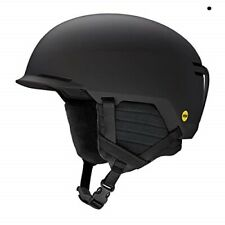 New listing Smith Optics 2019 Scout Jr. MIPS Youth Snowboarding Helmets - Black/Youth Small
