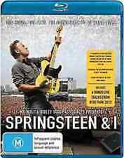 SPRINGSTEEN AND I   NEW BLURAY