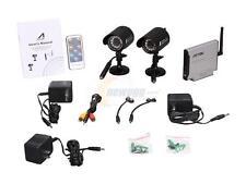 Wireless Surveillance Cameras with Remote Control