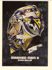 RYAN MILLER IN THE GAME ITG FINAL VAULT MASK CARD