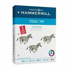 "Hammermill 16203-2 Tidal Mp Paper - Letter - 8.5"" X 11"" - 20lb - 500 (1 Ream)"