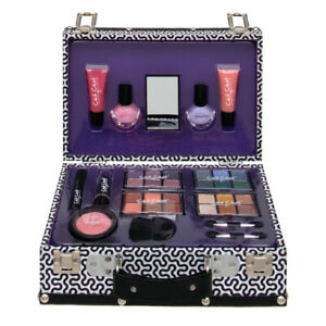 Technic Cosmetic Chit Chat Cosmetics Beauty Makeup Box Xmas Gift Set For Girls