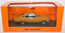 Voitures, camions et fourgons miniatures jaunes en plastique pour Opel