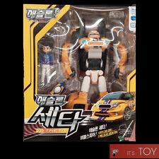 TOBOT ATHLON THETA Transformer Transforming Car Robot Figure Toy set 2016 New