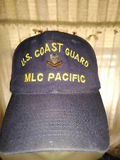 BLOW OUT SALE @ Vintage UNITED STATE COAST GUARD MLC PACIFIC Hat Cap ❤️ts17j