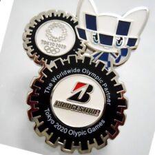 Bridgestone Tokyo 2020 olympic pin