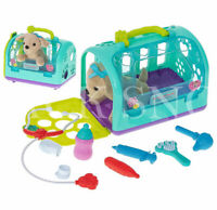 My Pet Grooming Salon, kids role-play toy, pet care toy gift kids outdoor