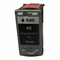 Remanufactured ink Cartridge for Canon PG-40(Black) use in Canon Pixma MP210