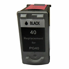 Reman Ink Cartridge for Canon PG-40(Black) use in Canon Pixma MP160 Printer
