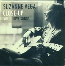 Suzanne Vega - Close Up Vol. 1 Love Songs Cardsleeve Promo Full Album Cd Ottimo
