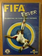 FIFA FEVER ~ DVD ~ CELEBRATING 100 YEARS OF FIFA FOOTBALL / SOCCER ~ 96 MINUTES