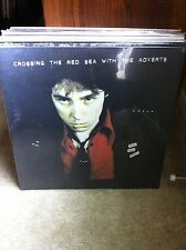 The Adverts Crossing The Red Sea With Fire Records – FR1 2 LP Last Copy!!!
