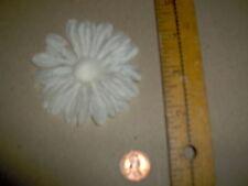 6 vintagewhite daisies- 2 1/2 inch -Japan