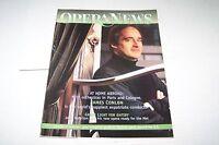 JUNE 1999 OPERA NEWS vintage music magazine