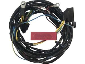 65 Falcon Headlight Feed Wiring Harness, V8, 6 Cylinder, Concours Quality