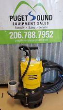 """2"""" Submersible Trash Pump, 115V, 60GPM,  Pond Pump, Drainage"""