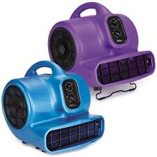 PROFESSIONAL HIGH POWER GROOMING CAGE DRYER Blue Force 33 hp 3 Speed 2 Colors