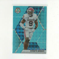 2020 Panini Mosaic Blue Fluorescent Prizm Kenneth Murray Rookie #'d 03/15 RC