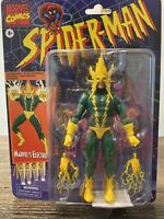 **IN HAND** MARVEL LEGENDS SPIDER-MAN VINTAGE WAVE ELECTRO