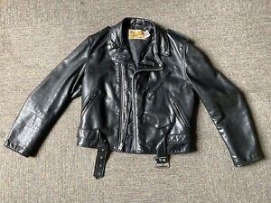 Schott Perfecto Leather Jacket 118 42