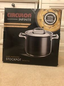Circulon Infinite Stock Pot