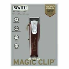 WAHL Professional 5-Star Cordless Magic Clip Clipper #8148 - UK Free Delivery