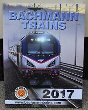 BACHMANN TRAINS & WILLIAMS By BACHMANN 2017 Product Catalog