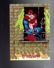 Spider-Man Archives Tess Fowler sketch card