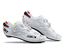 SIDI SHOT Road Cycling Shoes - White/White [Size: 40~47 EUR]
