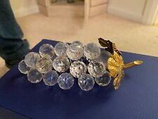 More details for swarovski crystal bunch of grapes