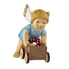 Nina & Marco A Wagon Full Of Ornaments Figurine