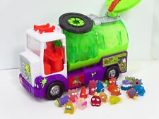 Moose The Trash Pack Sewer Truck Trashies Grossery Gang Figures