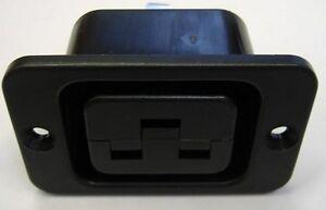 Kaltgerätesteckdose 21A / 1, 5016x9990a1, Hersteller SCHURTER   *Neuware*