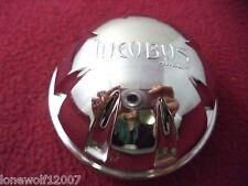 Incubus Wheels Chrome Custom Wheel Center Cap # DV-M1 / S305-18 / DV010 (1 CAP)
