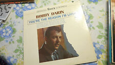 Bobby Darin You're The Reason I'm Living 1963  Vinyl  LP