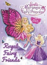 Royal Fairy Friends (barbie) (deluxe Coloring Book): By Mary Man-Kong