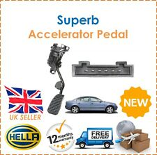 For Skoda Superb 1.9TDi 2.0TDi 2.5TDi 3U4 3T4 Manual HELLA Accelerator Pedal New