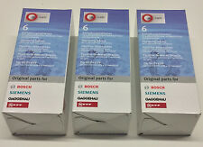 SIEMENS-Bosch-Neff   4 x 6  Entkalkungstabletten   4 Packungen