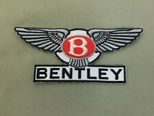 New ListingBentley Embroidered Iron On Patch.