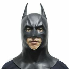 Mask Fancy Dress Batman Mask Fun Dress Up Halloween Cosplay Costume Adult  New